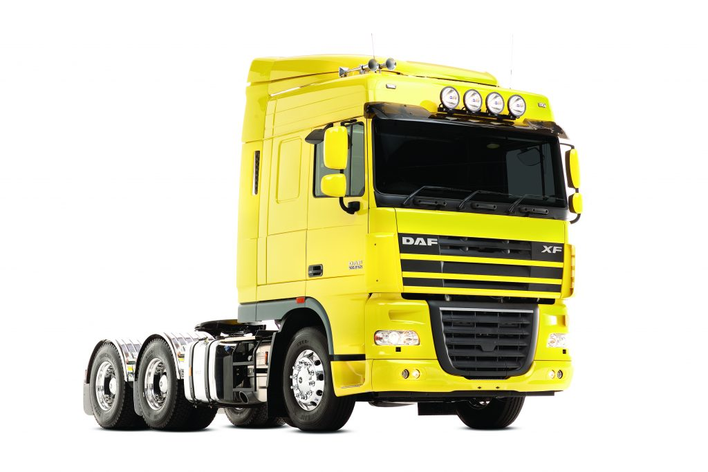 DAF XF105 – The Ultimate Driver's Truck - PACCAR DAF