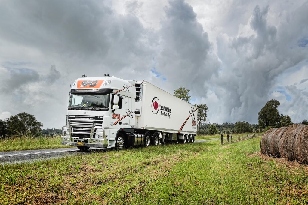 SUMMERLANDS XF105: A WORKHORSE ON DEMAND - PACCAR DAF