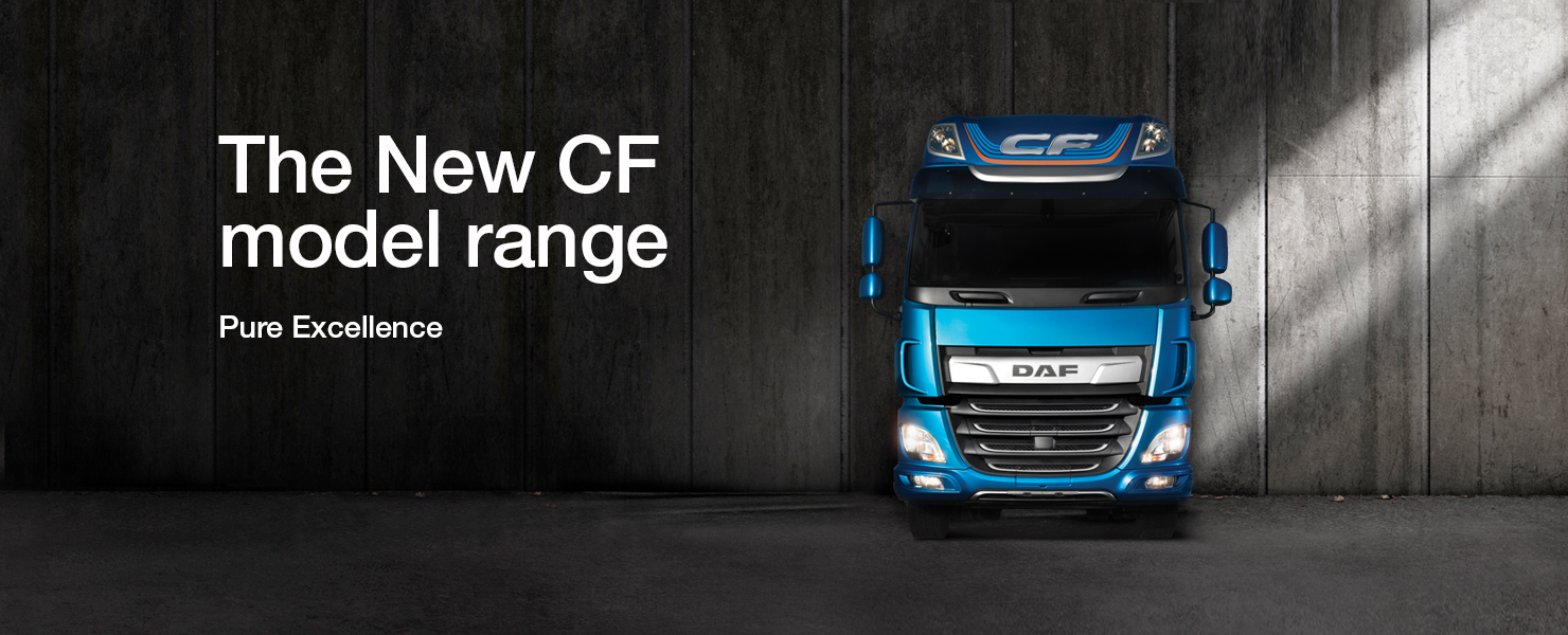 The new CF model range