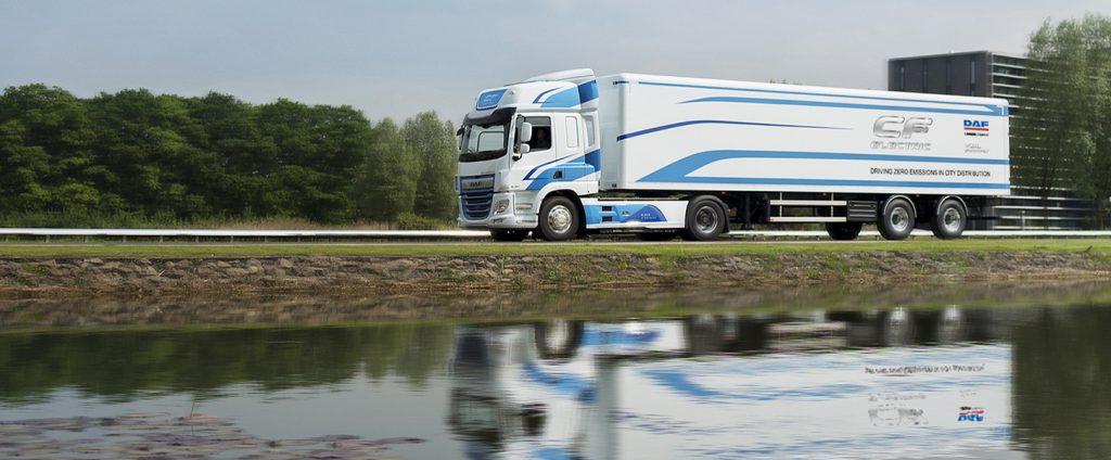 DAF CF truck