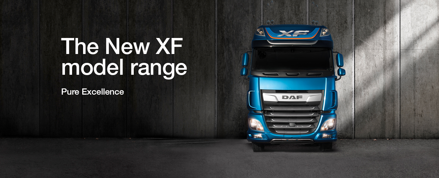 The new XF model range