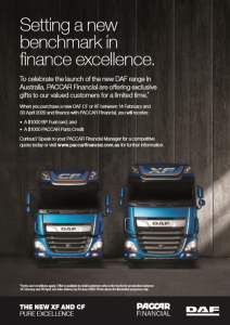 DAF Pure Excellence flyer